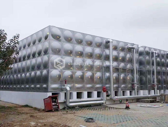 Chuangyi stainless steel water tank